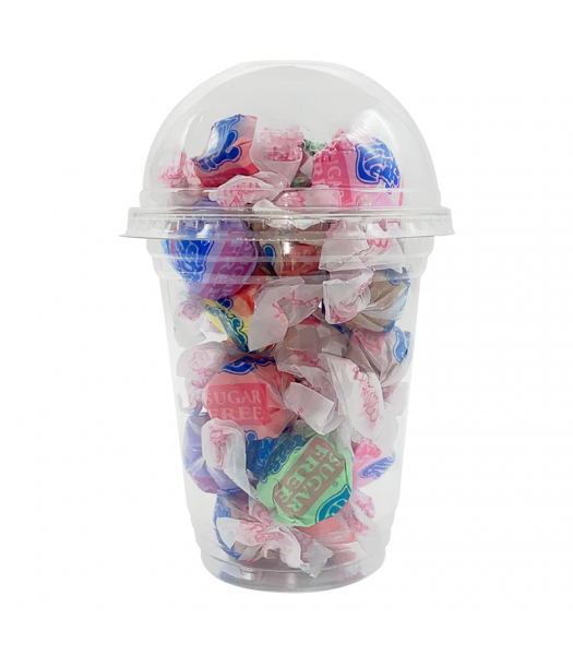 Taffy Town Candy Cup - Sugar Free Mix Candy Cups Taffy Town