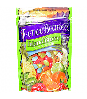 Teenee Beanee Island Breeze Jelly Beans 8.5oz (241g) Sweets and Candy