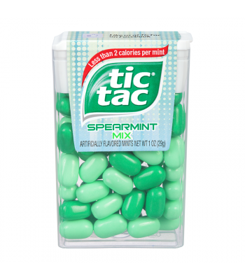 Clearance Special - Tic Tac Spearmint Mix 1oz (29g) **Best Before: October 19** Clearance Zone