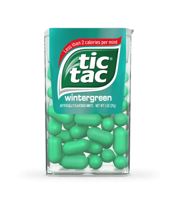 Tic Tac Wintergreen Flavour - Big Pack Hard Candy Tic Tac