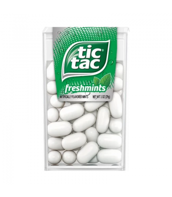 Tic Tac Freshmints - 1oz (29g) Sweets and Candy Tic Tac