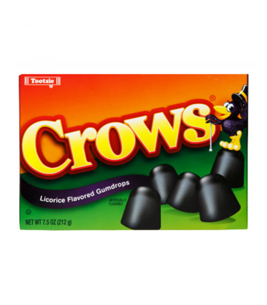 Tootsie Crows Theatre Box 6.5oz (184g) Sweets and Candy Tootsie