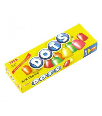 Tootsie Dots 2.25oz (64g) Soft Candy Tootsie