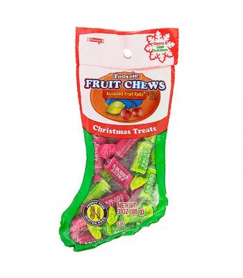 Tootsie Fruit Chews Christmas Treats Stocking - 3oz (85g) [Christmas] Sweets and Candy