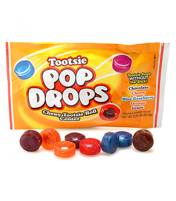 Clearance Special - Tootsie Pop Drops 2.25oz (63.8g) **Best Before: November 2016** Clearance Zone