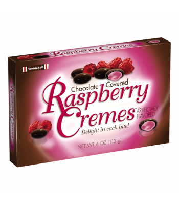 Tootsie Raspberry Cremes 4oz (113g) Chocolate, Bars & Treats Tootsie