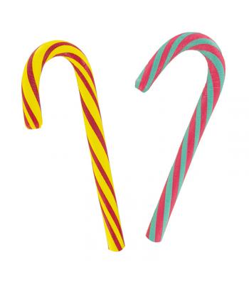 Trolli Giant Sour Brite Candy Canes 2.5oz (71g)