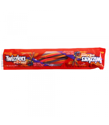Twizzlers - Pull n Peel Fruit Punch Flavour - 2oz (54g)