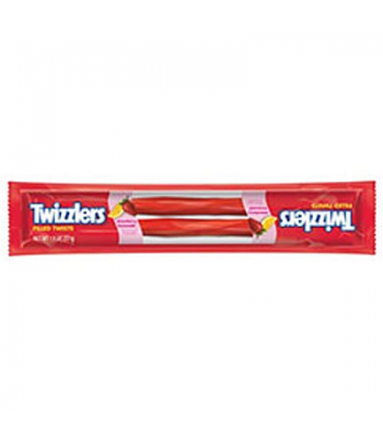 Twizzlers - Strawberry Lemonade Filled Twists - 1.9oz (53g) Soft Candy Twizzlers