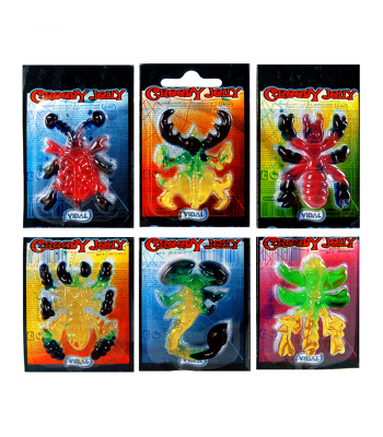Vidal Creepy Crawly Gummy - oz (g) Sweets and Candy