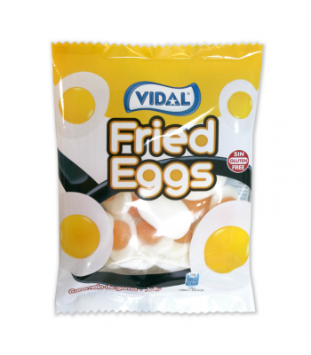 Vidal Fried Eggs - 3.5oz (100g) Sweets and Candy Vidal