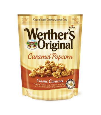 Werther's Classic Caramel Popcorn - 6oz (170g) Snacks and Chips Werther's Original