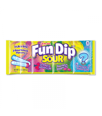 Fun Dip Lik-M-Aid Sour - 1.4oz (39.6g)