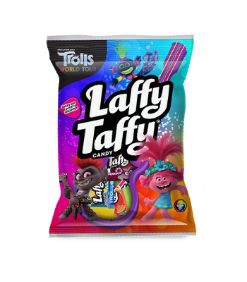 Laffy Taffy Trolls Peg Bag - 3.8oz (108g)