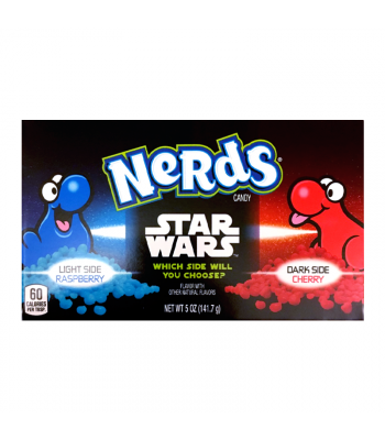Nerds Star Wars Raspberry Cherry Limited Edition 5oz (141.7g) Sweets and Candy
