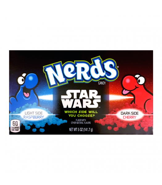 Clearance Special -Nerds Star Wars Raspberry Cherry Limited Edition 5oz (141.7g) **Best Before: September 21** Clearance Zone