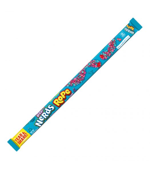 Nerds Rope Very Berry - 0.92oz (26g) Sweets and Candy Nestle