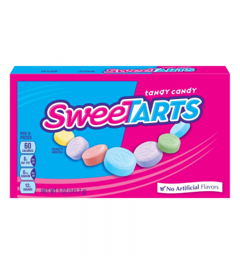Wonka SweetArts Theatre Box 5oz (141.7g) Hard Candy Wonka