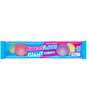Clearance Special - Giant Chewy Sweetarts - 1.5oz (42g) **Best Before: November 19** Clearance Zone