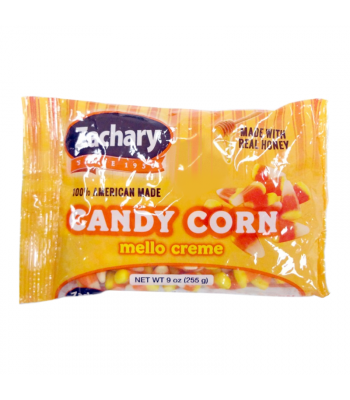 Zachary Candy Corn - 9oz (255g) Sweets and Candy