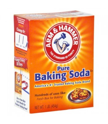 Arm & Hammer Baking Soda 16oz (454g) Baking & Cooking