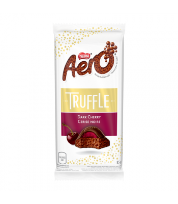 Clearance Special - Aero Dark Cherry Truffle 85g **Best Before: 10 November 19** Clearance Zone