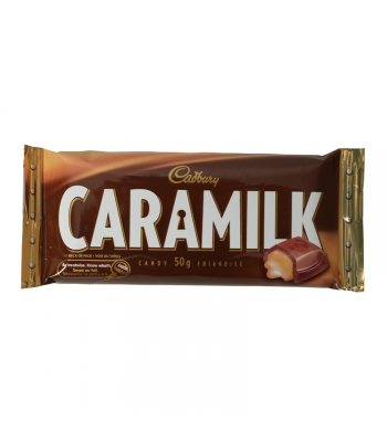 Cadbury Caramilk 50g Canadian Products Cadbury