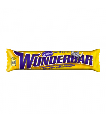 Cadbury Wunderbar 58g Canadian Products Cadbury