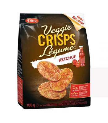 Dare - Veggie Crisps - Ketchup - 100g [Canadian]