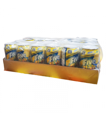Clearance Special - Five Alive Citrus 12fl.oz (341ml) 24-Pack **Best Before: Nov/Dec 2018** Clearance Zone