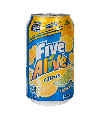Clearance Special - Five Alive Citrus - (341ml) **BUY ONE GET ONE FREE/Best Before: Nov/Dec 2018** Clearance Zone