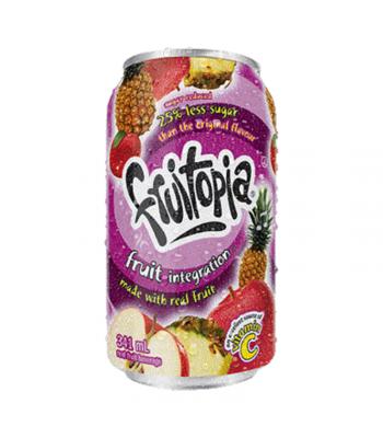 Fruitopia Fruit Integration 341ml