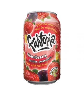 Fruitopia Strawberry Passion 341ml