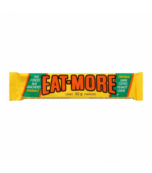 Hershey Eat More 52g Canadian Products Hershey's