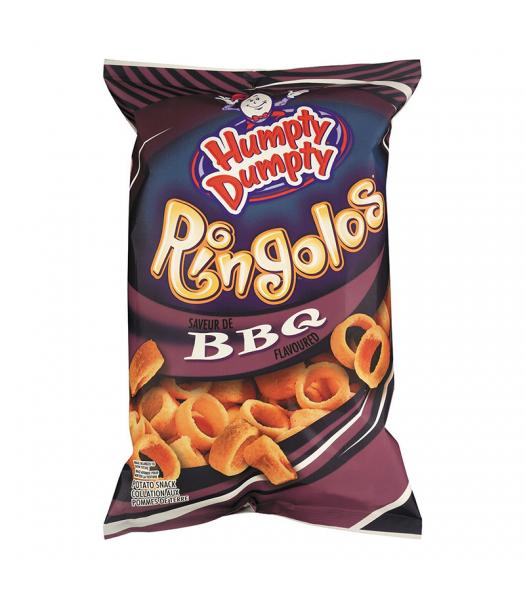 Humpty Dumpty BBQ Ringolos (50g) Canadian Products