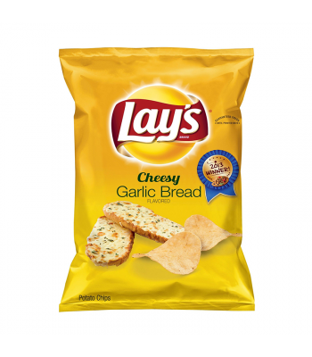 Lay's Cheesy Garlic Bread (40g) Canadian Products