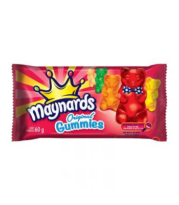 Maynards Original Gummies (60g) Canadian Products