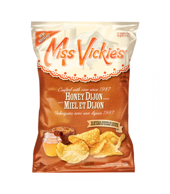 Miss Vickie's Honey Dijon (40g) Canadian Products