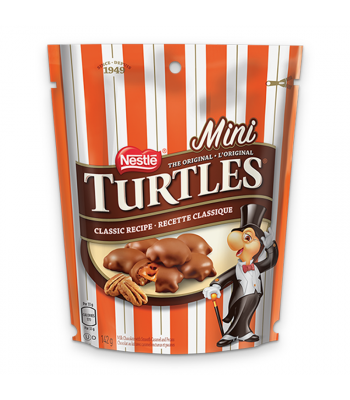 Nestle Turtles Mini Peg Bag 142g Canadian Products Nestle