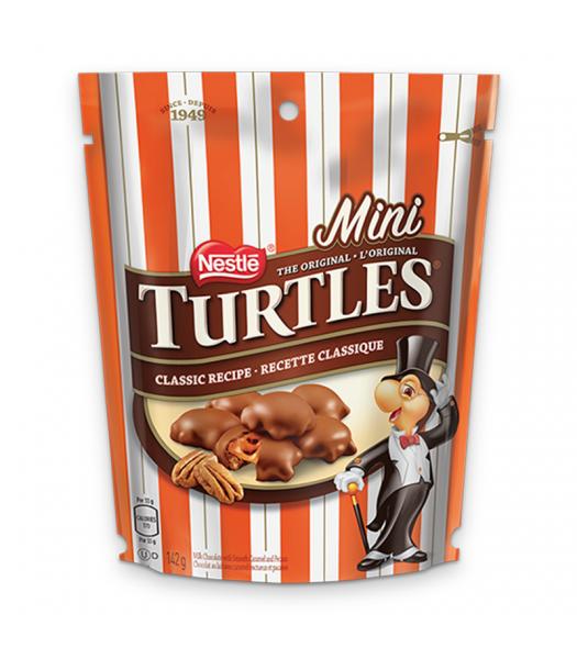 Nestle Turtles Mini Peg Bag 142g Canadian Products Nestle