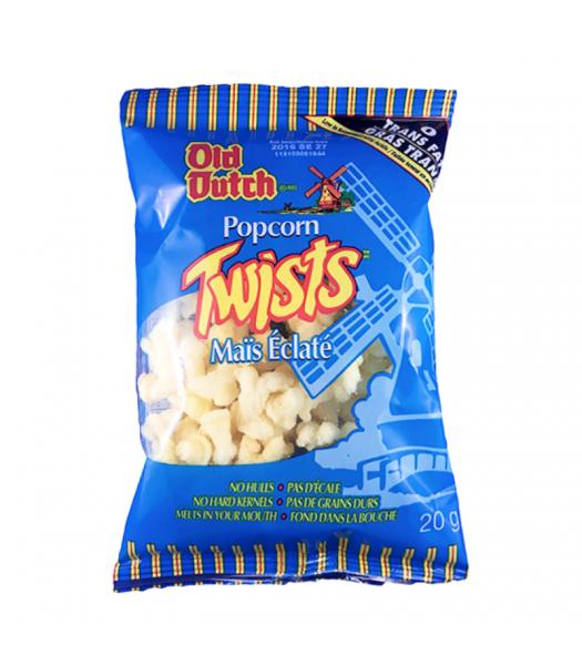 Old Dutch Popcorn Twists (20g) Canadian Products