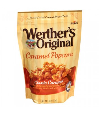Werthers Original Caramel Popcorn 6oz 170g