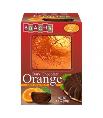 Brach's - Dark Chocolate Orange - 5.5oz (156g) [Christmas] Sweets and Candy