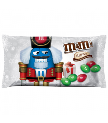 M&M's Almond - 9.9oz (280g) Christmas Candy M&M's