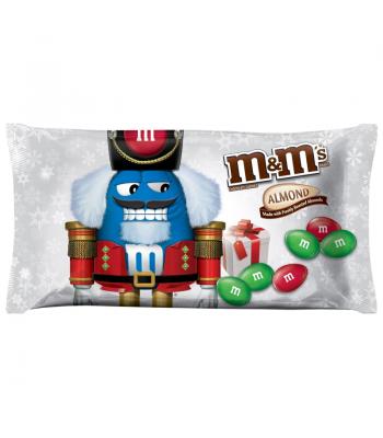 M&M's Almond - 9.9oz (280g) Christmas Candy M&M's