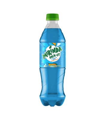 Mirinda Mix-It Blueberry + Orange 500ml (EU) Soda and Drinks