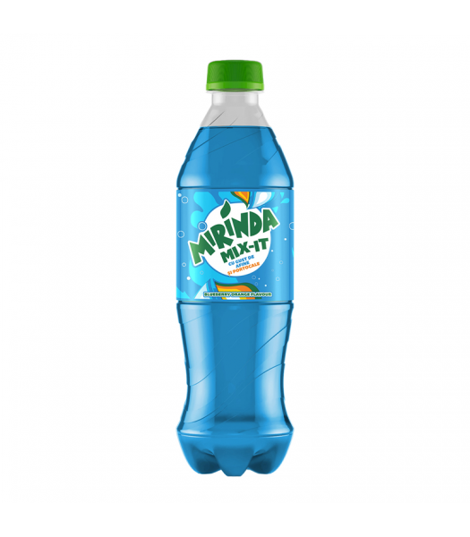 Mirinda Mix-It Blueberry + Orange 500ml (EU) Soda and Drinks