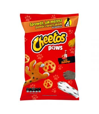 Frito Lay Cheetos Paws Ketchup - 145g (EU) Snacks and Chips Frito-Lay
