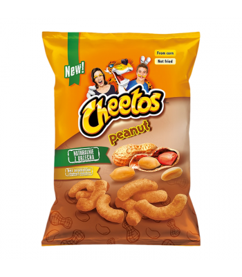 Frito Lay Cheetos Peanut - 85g (EU) Snacks and Chips Frito-Lay