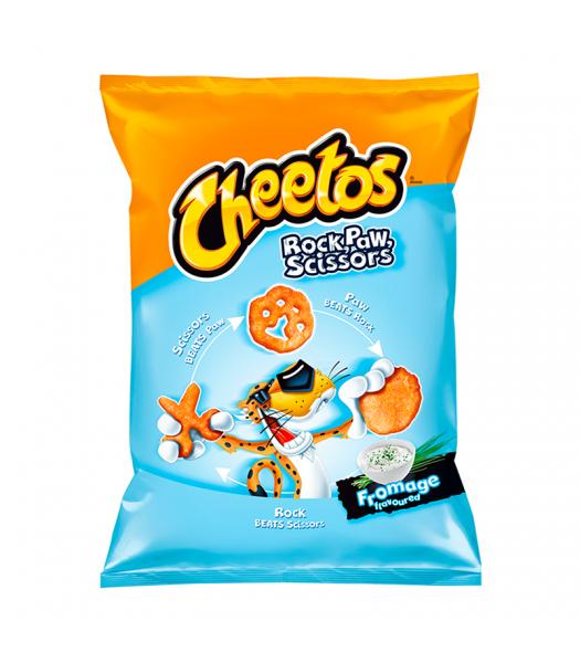 Frito Lay Cheetos Rock, Paw, Scissors Cheese - 85g (EU) Snacks and Chips Frito-Lay